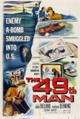 The 49th Man 1953 DVD - John Ireland / Richard Denning